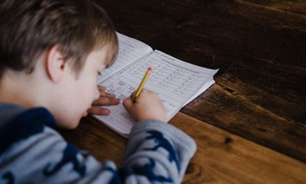 5 TOP TIPS FOR HAPPY HOME-SCHOOLING