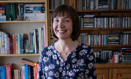 In Conversation: Glenda Young – Sunderland Author