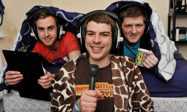 From University of Sunderland to I'm a Celeb? BBC Radio 1's Jordan North Headed Down Under with Ant & Dec
