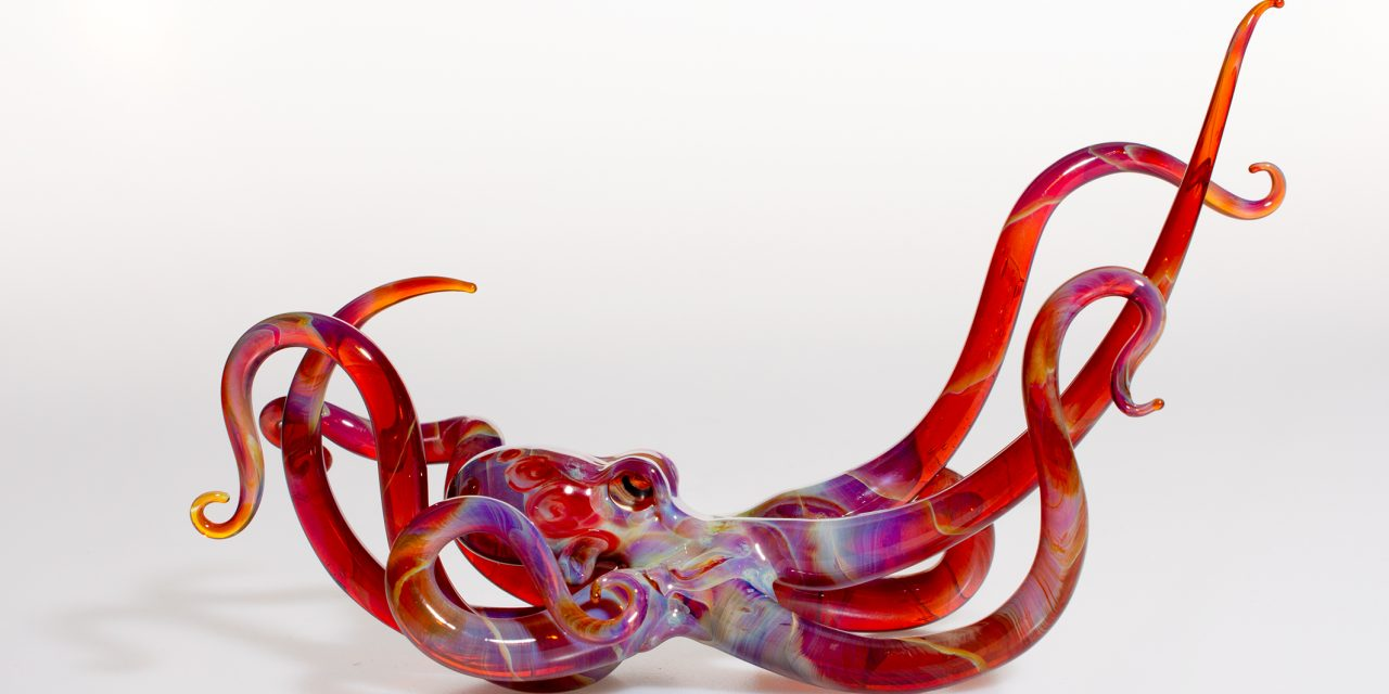 National Glass Centre Launch 'Gifted 20'