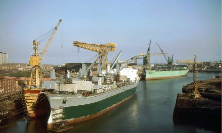 Sunderland Tugs and Shipbuilding: A History