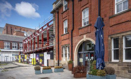 Sunderland Fire Station Auditorium Receives £1.38m Grant!