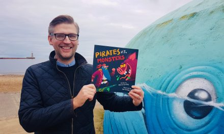 Sunderland Author Aiming for Prestigious Book Award…