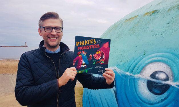 Sunderland Author Aiming for Prestigious Book Award…