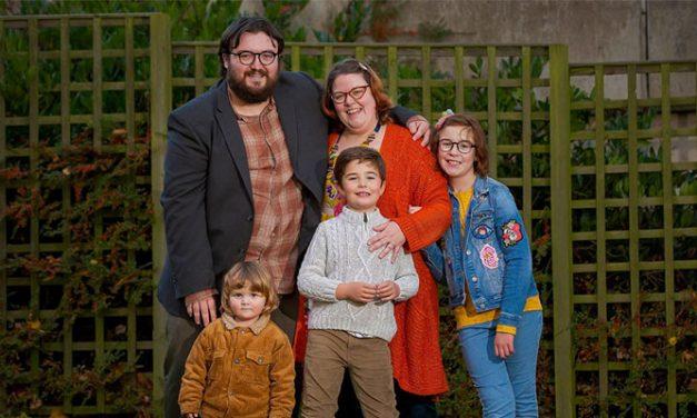 How the University of Sunderland family changed Ryan's life…
