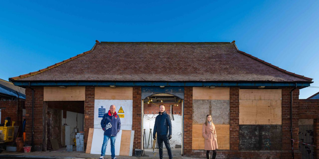 New Gin Bar Opening on Roker Seafront…
