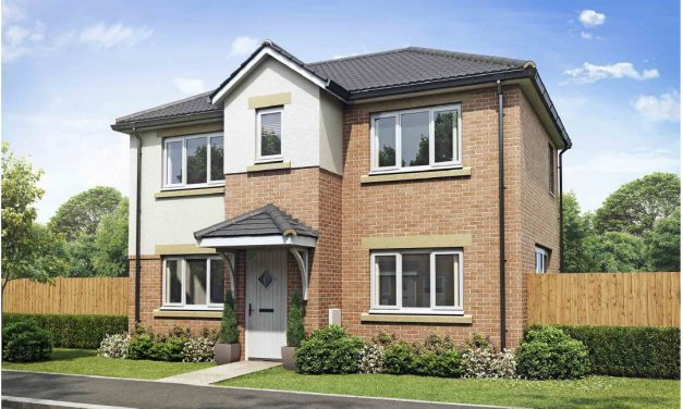 Construction starts on £12m housing development in Washington