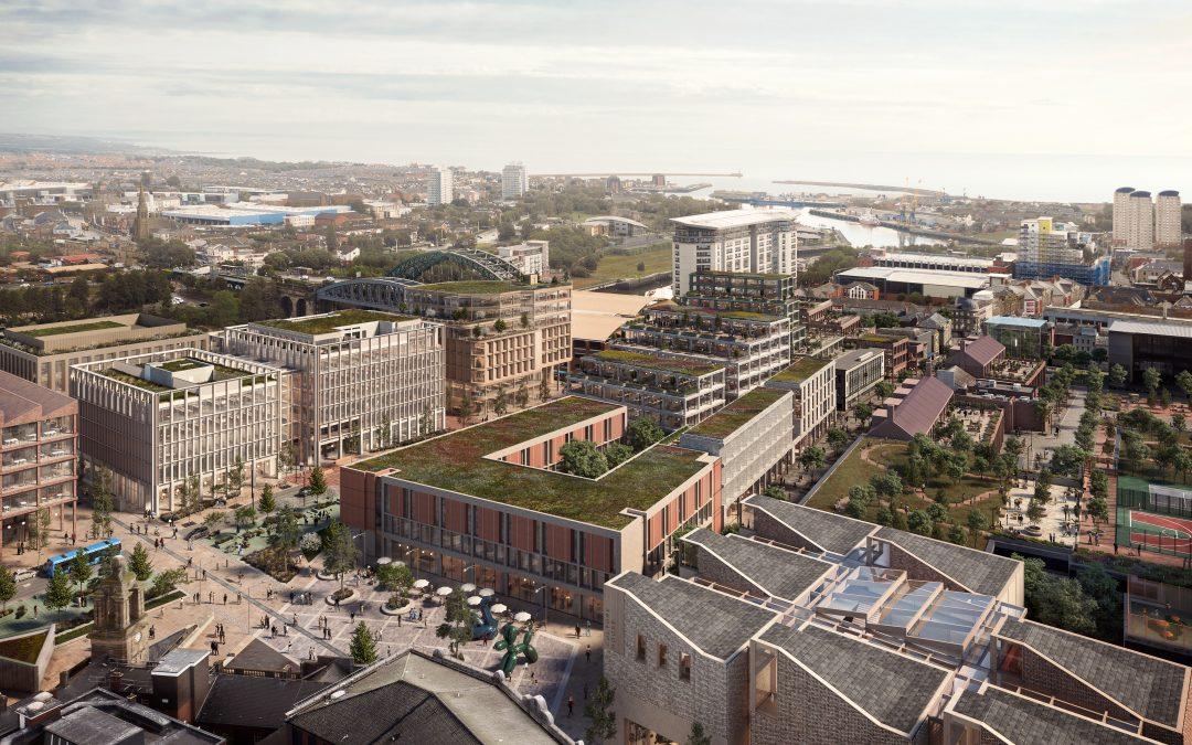 £623m of Investment Earmarked for Sunderland…