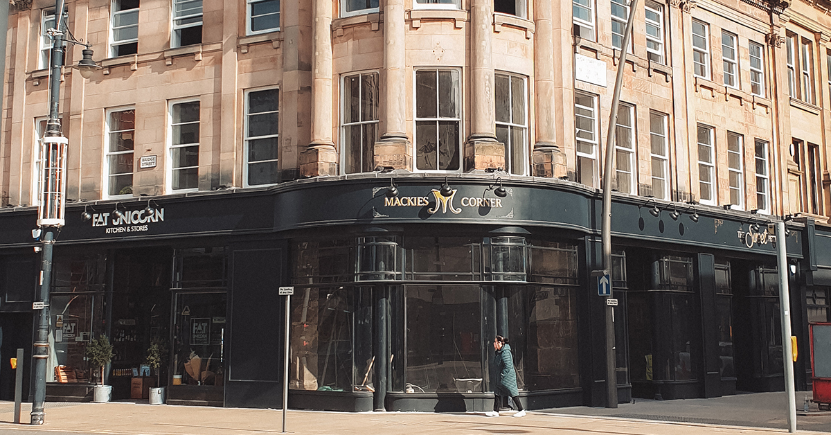 FIRST LOOK: Get To Know the New Independent Businesses at Mackie's Corner