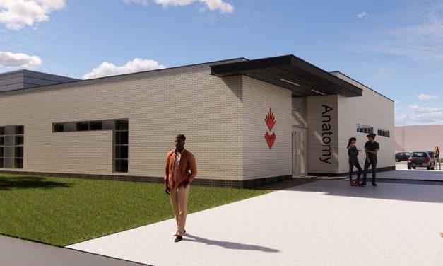 NEW DEVELOPMENT: University of Sunderland's Multi-Million Pound Centre Takes Shape