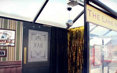 Sunderland Culture Turn Easington Lane Bus Stop Into Pub