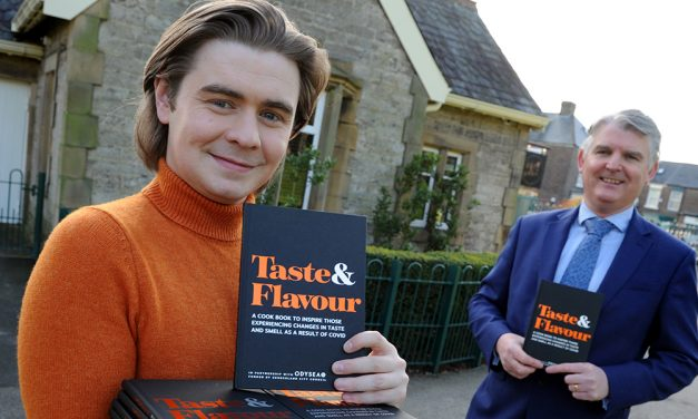 Sunderland Chef Launches New Cook Book Aimed At Helping People Who Have Lost Sense of Taste From COVID-19