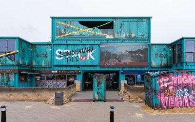 Netflix Transform Stack Seaburn Into 'Post-Apocalyptic' Las Vegas To Celebrate New $90m Zack Snyder Film