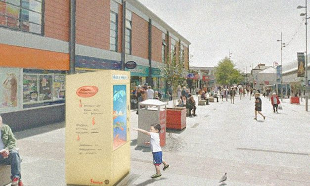 Sunderland To Install Interactive Waste Vending Machine in City Centre