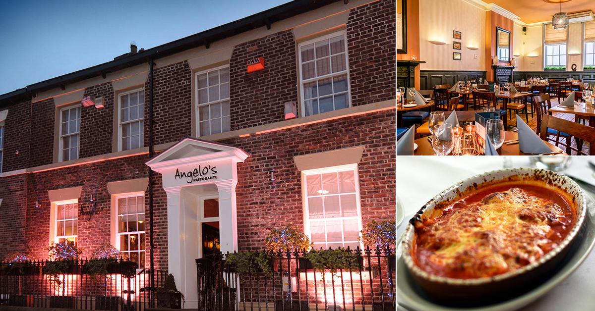 Angelo's Ristorante Is One of The Best Italian Restaurants in Sunderland