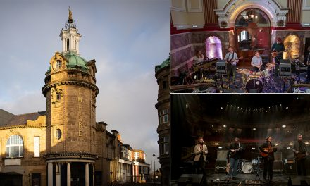 Sunderland Empire Celebrate 114th Birthday With Special 'Ghostlight Sessions'