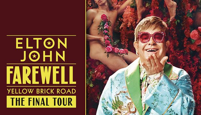 Elton John Farewell Yellow Brick Road