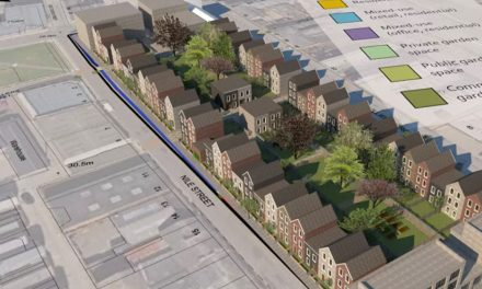 NEW DEVELOPMENT: 80 'Creative' New Homes Planned for City Centre