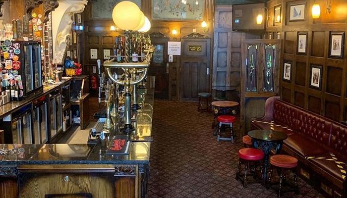 The Ship Isis pub, Sunderland