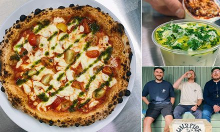 FOOD REVIEW: Wild Fire Pizza Serve The BEST Neapolitan-style Pizza