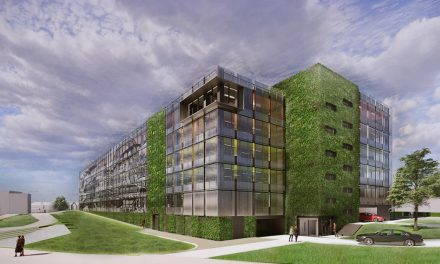 FIRST LOOK: Progress On £14m City Centre Car Park Moves Forward