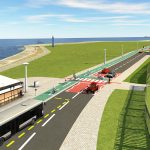 New £1m Cycle Lane on Sunderland Seafront Announced