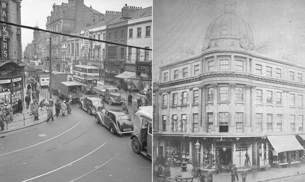 Explore Historic Images of Mackie's Corner Through The Ages