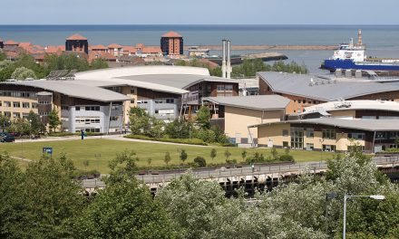 University of Sunderland are Leading the Way With Work Force Training