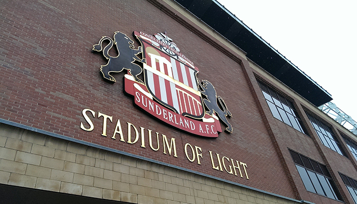 SAFC return to the Stadium of Light at 3:00pm on 7th August