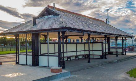 NEW DEVELOPMENT: Blacks Corner To Breathe New Life into Seaburn Tram Shelter