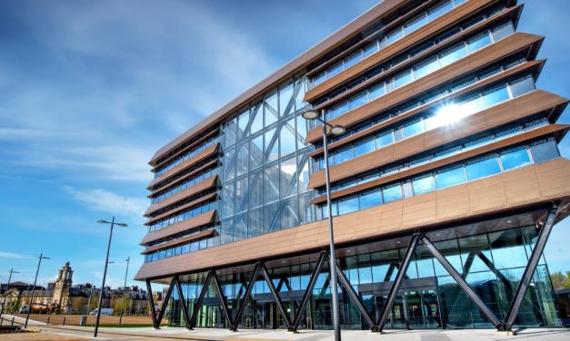 Sunderland's £20m Beam Building Wins Coveted Award