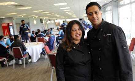 Sunderland Food Business Cater for Indian Cricket Team