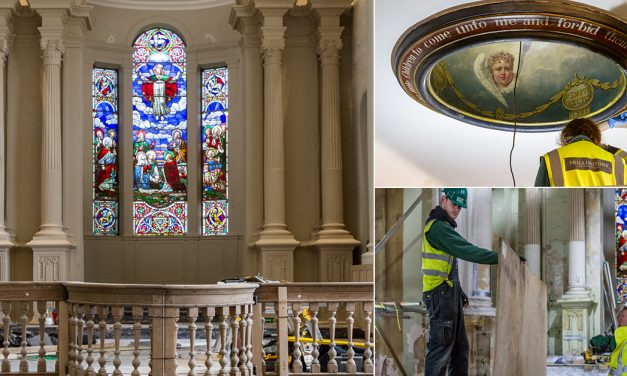 See inside Sunderland's Holy Trinity Church as £4.3m Restoration Project Nears Completion