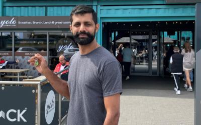 Indian street food heads to STACK Seaburn