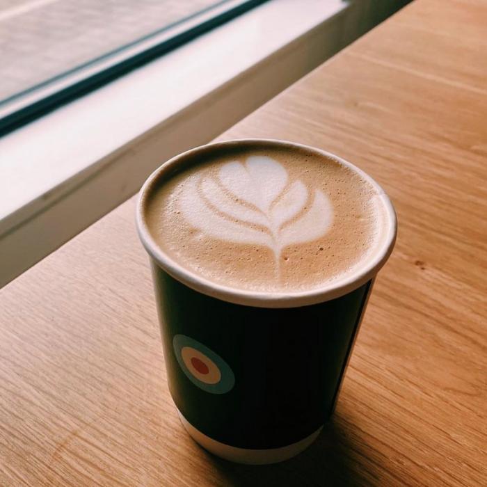 Fausto Coffee coffee shop in Sunderland