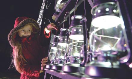 The Festival Of Light Returns To Sunderland's Roker Park