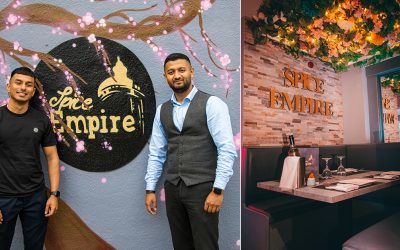 Spice Empire Reveal All About Their Radical Interior Transformation