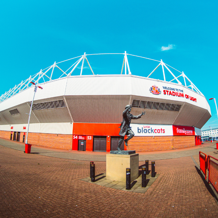 Recruitment fair at the Stadium of Light as part of Sunderland Business Festival
