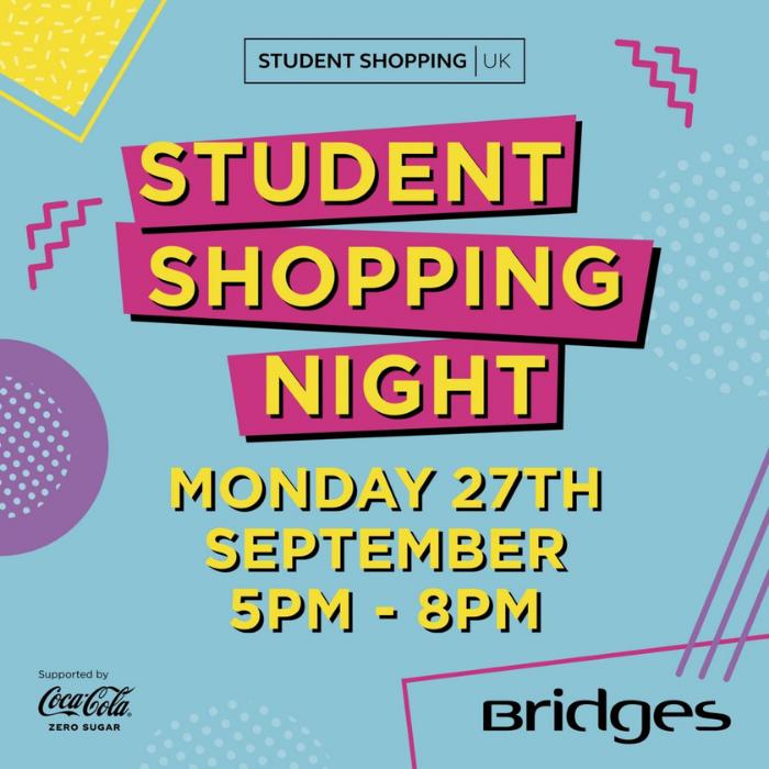 Sunderland Student Night 700x700