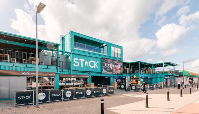 The Stack Sunderland
