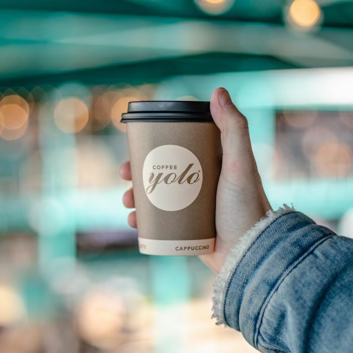 YOLO coffee shop in Sunderland